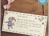 Thank You Dance Teacher Card Personalised Dance Teacher Gift Present Plaque Sign Thank