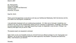 Thank You Email after Job Interview Template Thank You Email after Job Interview 9 Free Sample