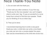 Thank You for the Thank You Card Lemony Snicket S Advice On Writing A Nice Thank You Note