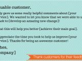 Thank You for Your Feedback Email Template How to Earn Customers Loyalty with A Thank You Amasty