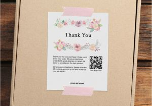 Thank You for Your Purchase Card 306 Best for the Business Of Creativity Images Infographic