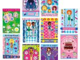 Thank You Gifts Card Factory Galt toys Girl Club 3d Sparkle Card Factory Gift