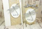 Thank You Handmade Card Design Thank You Card Treat Bag Feat Falling In Love Designer