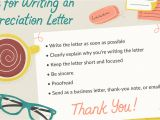 Thank You Letter for Gift Card From Employer Appreciation Letter Examples and Writing Tips