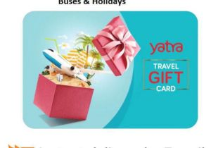 Thank You On Gift Card Yatra E Gift Card