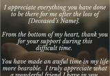 Thank You Quotes to Write In A Card 33 Best Funeral Thank You Cards with Images Funeral