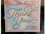 Thank You so Much Card Thank You so Very Much Thanks Card Stampin Up Cards