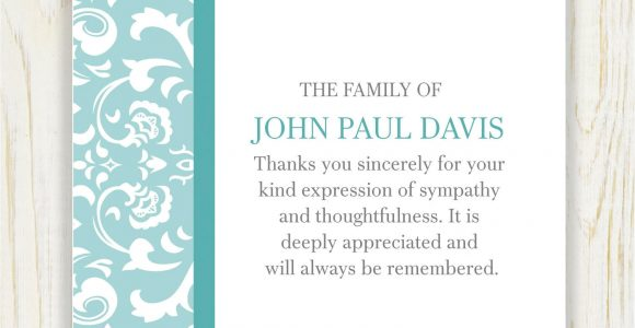 Thank You Sympathy Card Wording Il Fullxfull 362958171 7c21 Jpg 1500a 1499 with Images