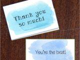 Thank You Teacher Card From Parents Thank You Note Cards Teacher Appreciation Notes Teacher