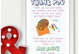 Thank You Teacher Card Ideas Details About Personalised Teacher Thank You Gifts