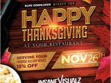 Thanksgiving Day Flyer Templates Free 100 Best Thanksgiving Party Flyers Print Templates 2016