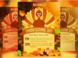 Thanksgiving Day Flyer Templates Free 21 Thanksgiving Flyer Designs Psd Jpg Ai Illustrator