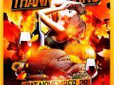 Thanksgiving Day Flyer Templates Free 27 Thanksgiving Flyer Templates Psd Ai Vector Eps