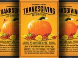 Thanksgiving Day Flyer Templates Free Thanksgiving Flyer Template Flyer Templates Creative