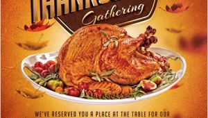 Thanksgiving Dinner Flyer Template Free 100 Best Thanksgiving Party Flyers Print Templates 2016