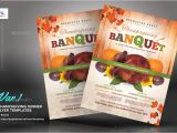 Thanksgiving Dinner Flyer Template Free Thanksgiving Dinner Flyer Templates by Kinzishots