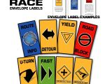 The Amazing Race Clue Template Paper Perfection Free Quot Amazing Race Quot Birthday Party