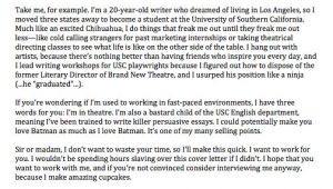 The Best Cover Letter I Ever Read the Best Cover Letter Ever Her Inklings