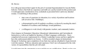 The Best Way to Start A Cover Letter Cover Letter How to Start Experience Resumes