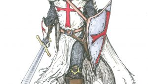 The Knights Templat Borstnar Com Vitezi Templarji