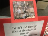 The Office Birthday Card Quotes the Office themed Party Quote with Images Office
