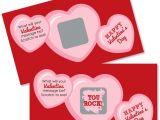 The Rock Valentine S Day Card Amazon Com Conversation Hearts Scratch Off Valentine S