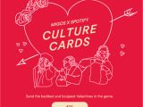 The Rock Valentine S Day Card Migos and Spotify Team Up for Valentine S Day E Cards