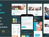 Themeforest Email Templates Free Download Visual Multipurpose Responsive Email Template by