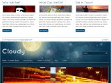 Themeforest Login Template Cloudy themeforest Template by Bluz1 On Deviantart
