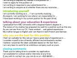 Things to Say In A Cover Letter for A Job Cover Letter Job Application English Language Esl