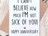 Things to Write In An Anniversary Card Excited to Share This Item From My Etsy Shop Funny