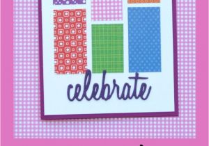 Thinking Of You Diy Card 31 Days Of Handmade Cards Day 29 Simple Birthday Cards