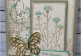 Thinking Of You Diy Card Stampin Friends May Hop Sympathy Thinking Of You