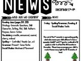 Third Grade Newsletter Template Weekly Newsletter and assignments Mrs Arrington 39 S 3rd