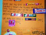Thoughts for Teachers Day Card Happy Birthday to Our Favorite Teacher Awesome Candy