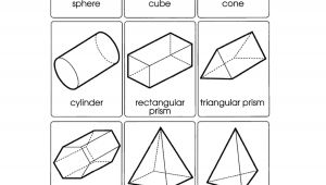 Three Dimensional Shapes Templates 3d Shape Templates Google Search Wire Baskets