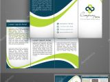 Three Fold Flyer Templates Free Professional Business Three Fold Flyer Template Corporate