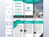 Three Fold Flyer Templates Free Trifold Brochure Vectors Photos and Psd Files Free Download