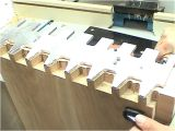 Through Dovetail Template Custom Project Woodworking Templates
