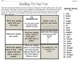 Tic Tac toe Homework Template Tic Tac toe Template In Word and Pdf formats