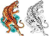 Tiger Tattoo Template Tiger Tattoo Stencil
