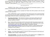 Timber Sale Contract Template Sample Sales Contract Template 12 Free Documents