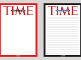 Time Magazine Person Of the Year Cover Template Time Magazine Person Of the Year Templates Paperzip