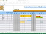 Time Off Calendar Template 2016 Employee Time Off Calendar Template Calendar