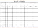 Time Studies Template Time Study Template Mobawallpaper