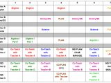 Timetable Templates for Teachers Special Education Schedule Template Schedule Template Free