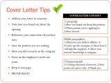 Tips for Writing A Cover Letter for A Job Application Career Services Gt Students Gt Resume Writing