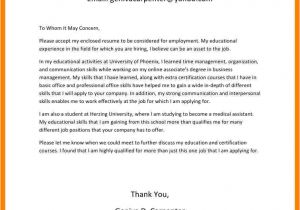 To whom It May Concern In A Cover Letter Cover Letter to whom It May Concern Gplusnick