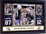 Tom Brady Happy Birthday Card Amazon Com S E Desing tom Brady Rob Gronkowski New England