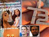 Tom Brady Happy Birthday Card tom Brady Gets A Diamond Necklace From Patriots Teammate as